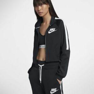 Nike N98 Cropped Track Jacket